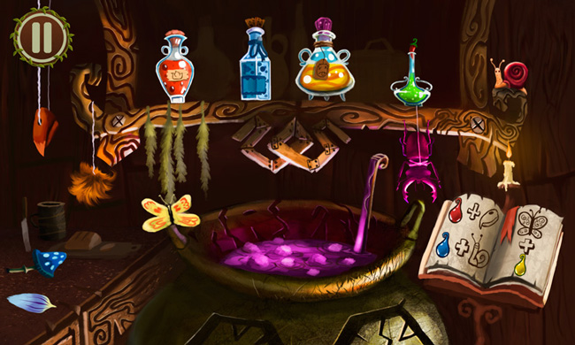 05 potion making